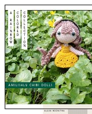 Amilishly Chibi Dolls – A Rainbow Colored Collection of Amigurumi Dolls