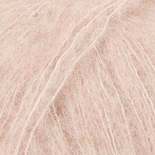 Drops Alpaca Silk brushed zandroos 20