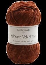 Bohème Velvet Fine 17600 Rusty
