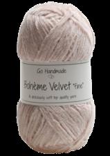 Bohème Velvet Fine 17609 Sand