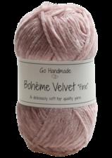 Bohème Velvet Fine 17610 Soft Rose