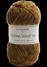 Bohème Velvet Fine 17613 Vintage Curry