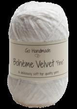 Bohème Velvet Fine 17614 Snow White