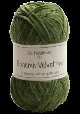 Bohème Velvet Fine 17617 Lime
