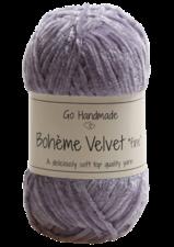 Bohème Velvet Fine 17681 Lavender