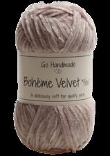 Bohème Velvet Fine 17682 Brown