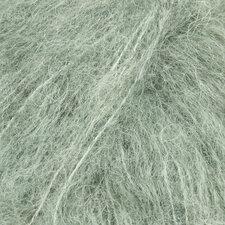 Drops Alpaca Silk brushed saliegroen 21