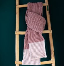 Haakpakket sjaal Velvet