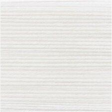 Essentials Organic Cotton Aran 001 wit