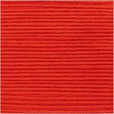 Essentials Organic Cotton Aran 010 rood