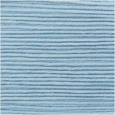 Essentials Organic Cotton Aran 012 blauw