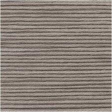 Essentials Organic Cotton Aran 019 grijs