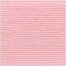 Cotton Soft DK Rico uni roze 072