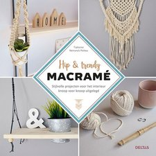 Boek Hip en trendy macramé