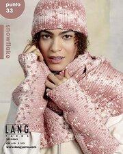 Lang yarns Punto 33 Snowflake
