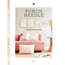 Punch needle boek 4 Transformation