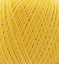 Essentials Crochet yellow 013