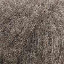 Drops Alpaca Silk brushed grijs 003