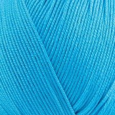 Essentials Cotton DK turquoise 33