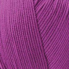 Essentials Cotton DK plum 21