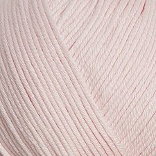 Essentials Cotton DK pastel rose 22
