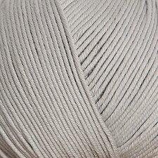Essentials Cotton DK zilvergrijs 24