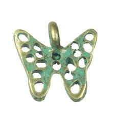 Bedel vlinder vintage