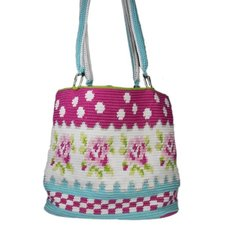 Workshop Mochila rozentas haken