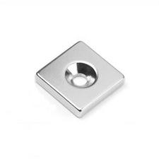 Magneet 2x2cm