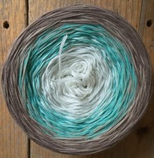 Limited by creme/turquoise/taupe 0190