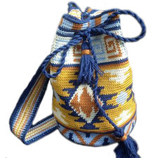 Workshop Mochila tasje haken / tapestry haken