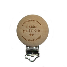 Speenclip hout Little Prince