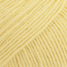 Drops Cotton Merino vanille 17