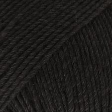 Drops Cotton Merino zwart 02
