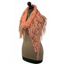 Haakpakket sjaal Davina