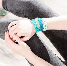 Patroon gehaakte armbandjes Haken&sfeer