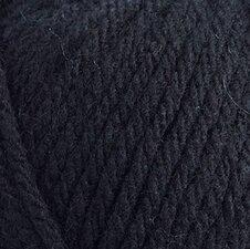 DMC Knitty 6 zwart 965