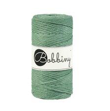 Bobbiny Macrame 3mm eucalyptus green