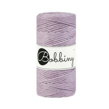 Bobbiny Macrame 3mm dusty pink
