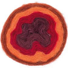 Creative Riguretto Aran Rico oranje mix 002