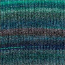 Creative Melange Chunky blauw/groen 058