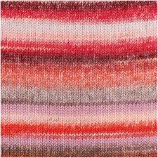 Creative Melange Chunky roze/rood 056