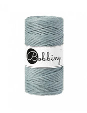Bobbiny Macrame 3mm raw denim