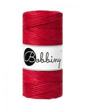Bobbiny Macrame 3mm wine-red