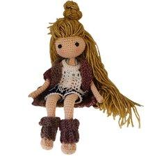 Haakpakket Amilishly Elsa met extra festival outfit
