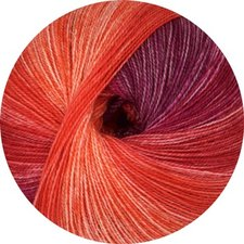 Starwool Lace Color roze/rood 114