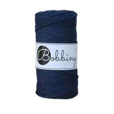 Bobbiny Macrame 3mm navy blue