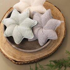 Haakpakket tunisch gehaakte sterren