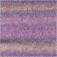 Creative Cotton Colour Coated lila mix 002