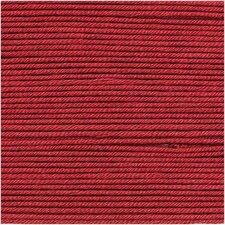 Essentials Cotton DK donkerrood 77